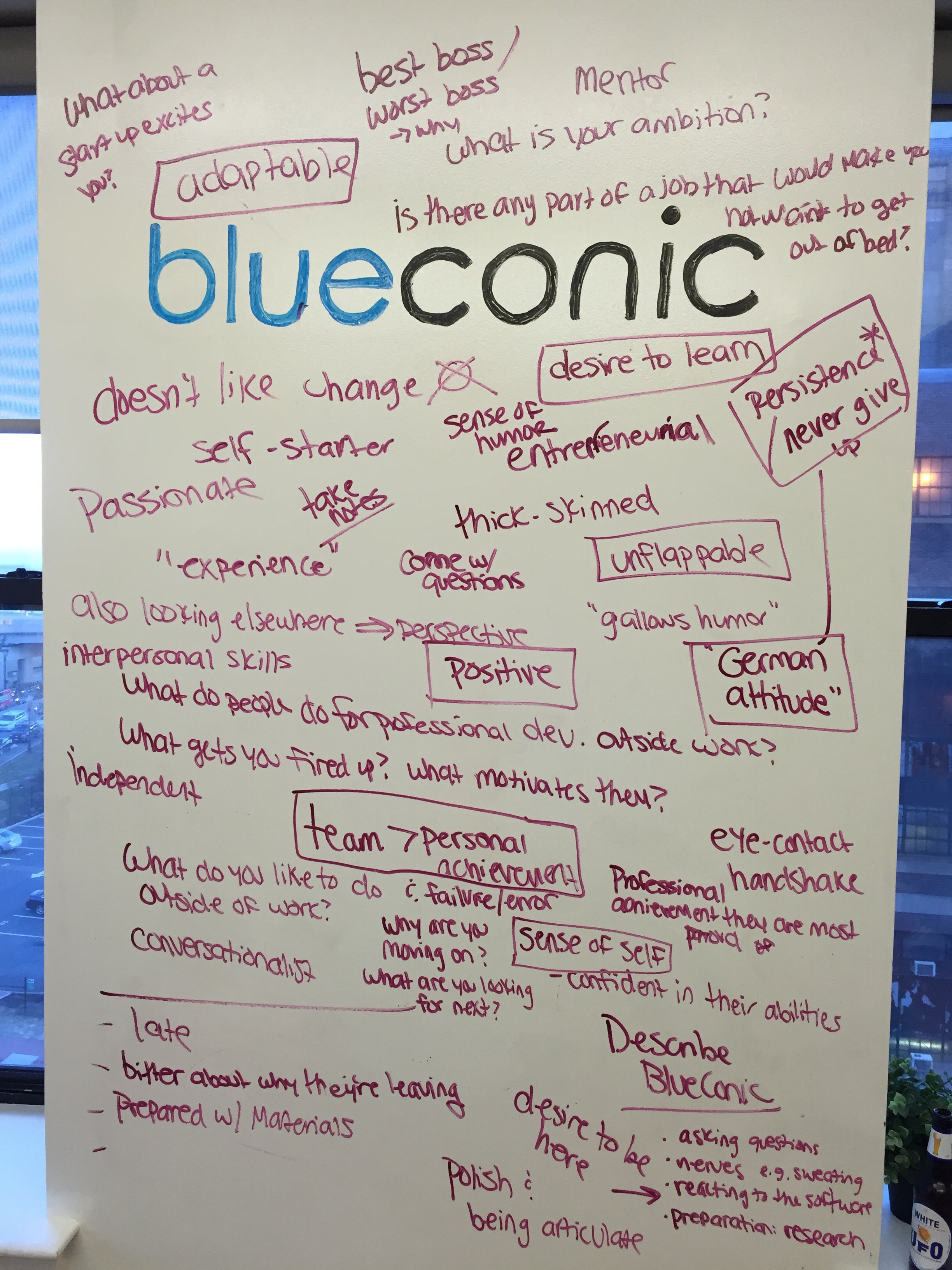 BlueConic Building The Dream