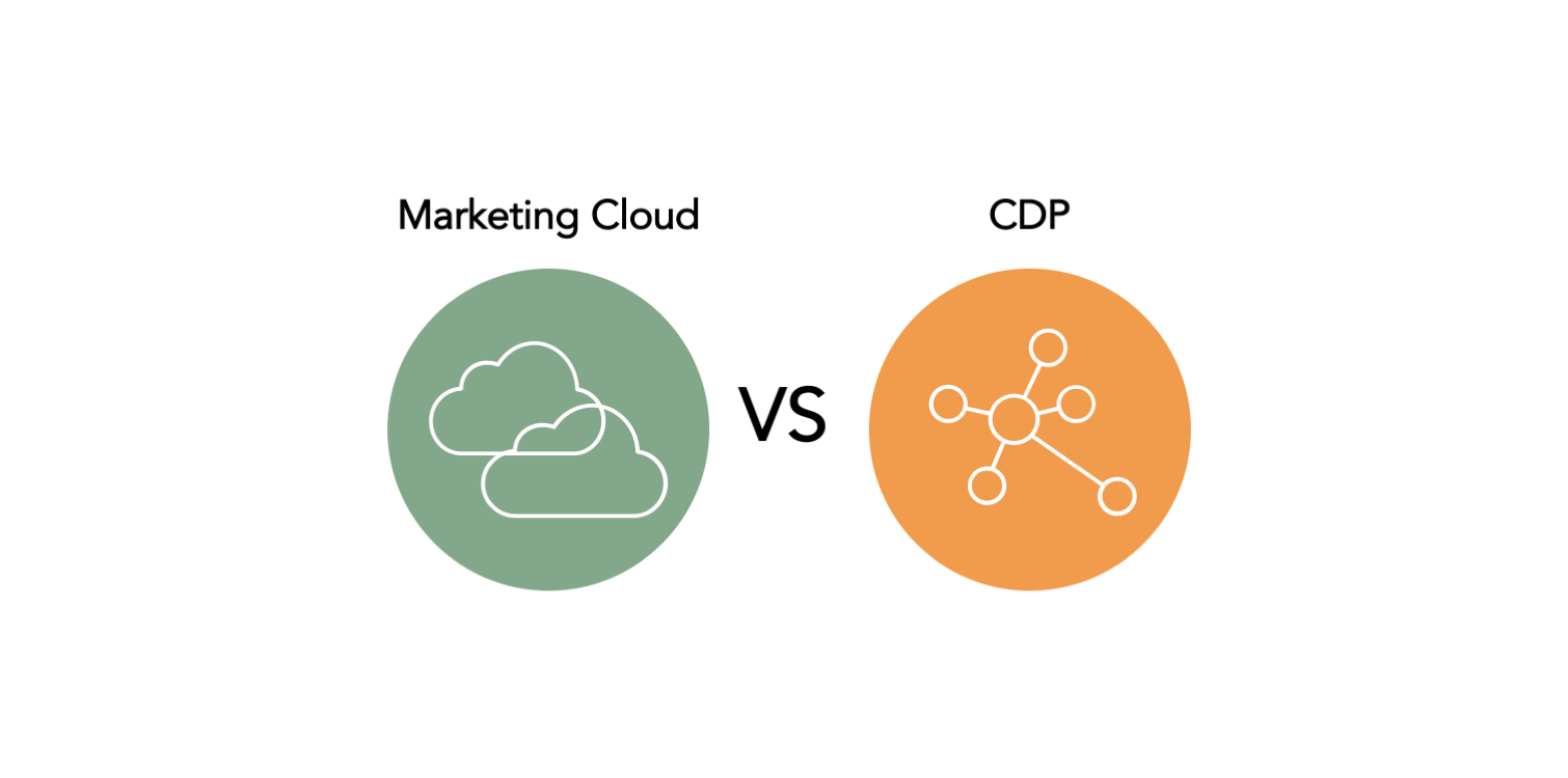 Marketing Cloud versus CDP