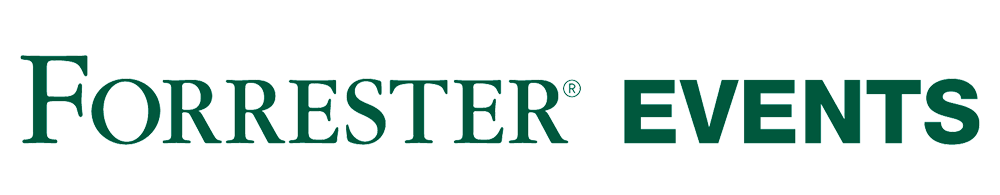 forrester events digital marketing conferences